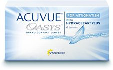 Johnson & Johnson Acuvue Oasys for Astigmatism -9,00 (6 Stk.)