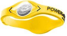 Power Balance Silikon Armband Gelb