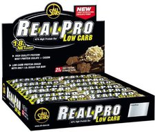 All Stars Real Pro Low Carb Schoko-Banane (Box)