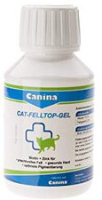 Canina CAT Felltop Gel Vet. (100 ml)