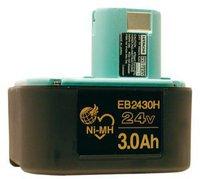 Hitachi Wechsel-Akku 24,0V 3,0Ah NiMH (EB 2430 HA)
