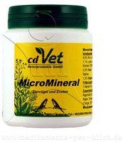 cd Vet MicroMineral Vogel Pulver (150 g)