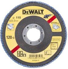 Dewalt Fächerschleifscheibe Ø 115 mm gekröpft (DT3295)