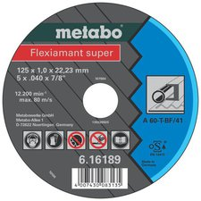 Metabo Flexiamant Super Stahl A 46-T 115 x 1,6 x 22,23 mm (6.16191.00)