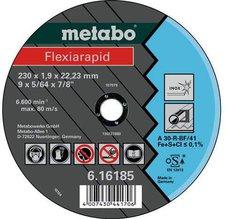Metabo Flexiarapid Inox A 46-R 125 x 1,6 x 22,23 mm (6.16182.00)
