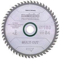 Metabo HW/CT Kreissägeblatt 190 x 30 (6.28075.00)