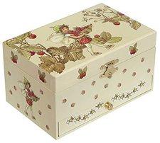 Trousselier Musical Jewellery Box Strawberry - Flower Fairies Musikdose/Schmuckschatulle (60615)