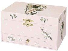Trousselier Musical Jewellery Box Cherry - Flower Fairies Musikdose/Schmuckschatulle (60614)