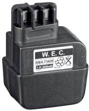 Wentronic Werkzeugakku 7,2V 2,0Ah NiCd (73406)