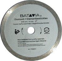 Batavia 2 Diamant-Sägeblätter 85 mm für XXL Speed Saw (7058001)