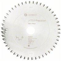 Bosch Kreissägeblatt 210 mm Top Precision Best for Wood WZ 48 (2608642100)