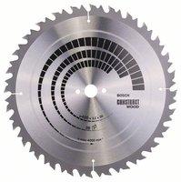 Bosch Kreissägeblatt 400 x 30 mm 28 Z Construct Wood für Tischkreissägen (2608640703)