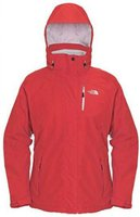 The North Face Women's Atlas Triclimate Jacket Response Red
