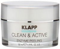 Klapp Clean & Active Enzyme Peeling (50 ml)