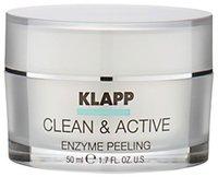 Klapp Clean & Active Enzyme Peeling (50 ml)