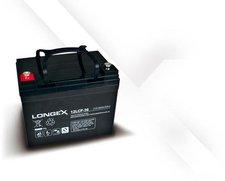 LONGEX 12LCP-36 AGM Zyklenakku 12V 36Ah