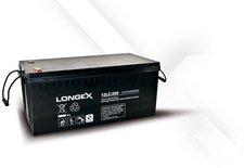 LONGEX 12LC-200 AGM Zyklenakku 12V 214Ah