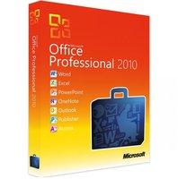 Microsoft MS Office 2010 Professional (DE)(Win)