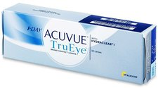 Johnson & Johnson 1 Day Acuvue TruEye (30 Stk.) +2,50