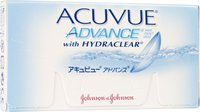 Johnson & Johnson Acuvue Advance with Hydraclear -5,50 (6 Stk.)
