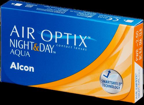 Ciba Vision Air Optix Aqua Night & Day -0,75 (6 Stk.)