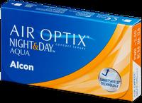 Ciba Vision Air Optix Aqua Night & Day (6 Stk.) +2,00