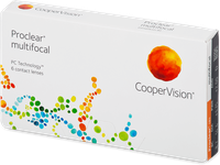 CooperVision Proclear Multifocal (6 Stk.) +0,25