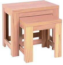 HAKU 2-Satz-Tisch Kernbuche