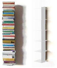 Haseform Bücherturm weiß (90 cm)