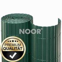 Noor Sichtschutzmatte PVC grün 160 cm x 10 m