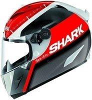Shark Race-R Pro Carbon Racing Divis schwarz/weiß/rot