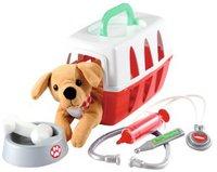 Ecoiffier Tierarztkoffer mit Hund (ECO1907)