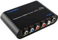 Ligawo 6526612 YPbPr HDMI Konverter