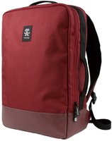 Crumpler Private Surprise Backpack L firebrick red/dark red