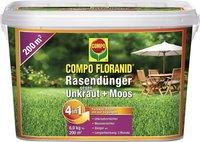 Compo Rasendünger mit Langzeitwirkung 6 kg
