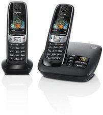 Gigaset C620A Duo schwarz