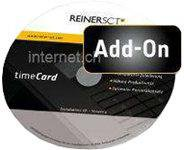ReinerSCT timeCard 5 Add-On-Paket
