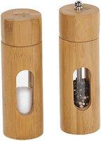 Kesper Pfeffermühle und Salzstreuer Set 16 cm