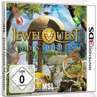 Jewel Quest Mysteries 3: The Seventh Gate (3DS)