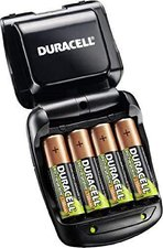 Duracell Ladegerät Fast Charger CEF 27 inkl. 2x AA 1700mAh