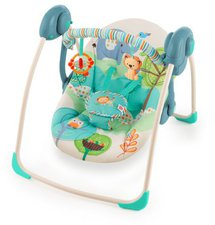 Bright Starts Babywippe Playful Pals