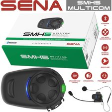 Sena SMH5 Bluetooth Stereo Biker Headset