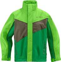 Vaude Kinder Grody Jacke grass/applegreen