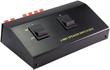 G&BL CS902 Lautsprecherumschalterbox