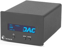 Pro-Ject DAC Box DS Schwarz