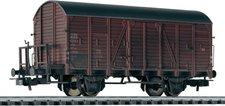 Liliput Gedeckter Güterwagen Gr 20 mit Bremserbühne DB (L235094)