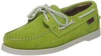 Sebago Docksides Women lime