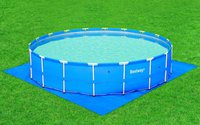Bestway Bodenschutzplane für Frame Pool 579 cm (58031)
