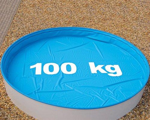 my pool Safe Top Abdeckung rund 450 cm