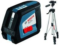Bosch GLL 2-50 Professional + BS 150 + Halterung (0 615 994 04T)